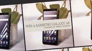 Samsung Week on Btekt - Galaxy S9 Voucher Code and A8 Giveaway