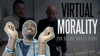 30 Years In Jail | Virtual Morality Prisoner's Dilemma