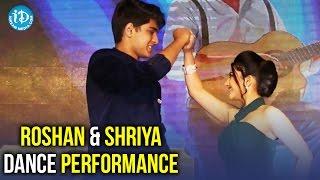 Roshan And Shriya Sharma HOT Dance Performance - Nirmala Convent || Nagarjuna, Roshan Saluri