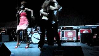 Perle Lama with David Campos and Guida Rei dancing Kizomba at Le Taste of France NYC
