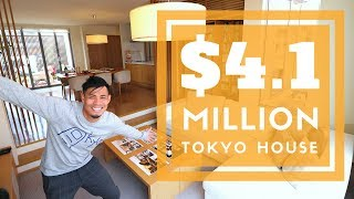 $4 Million Tokyo House Tour w/ Japanese Home Building Cost