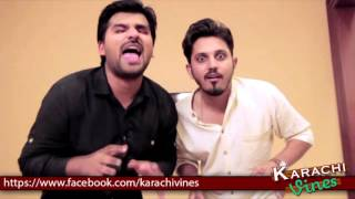 When They See Baby ( Girls vs Boys ) By Karachi Vynz Official