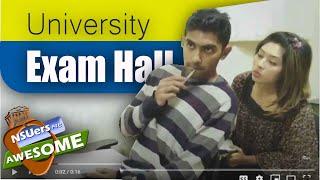 NSU Funny Exam Moment | By Raj and Akankha