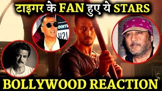 Bollywood Stars Reaction After Watching BAAGHI 2 Trailer