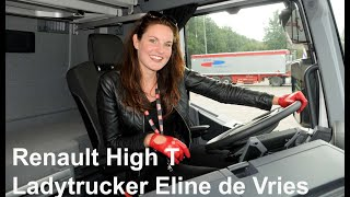 Renault Trucks High-T special edition