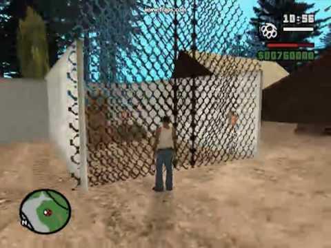 El Circo De CJ GTA San Andreas Loquendo