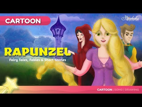 RAPUNZEL Kids Story | Fairy Tales Bedtime Stories for Kids