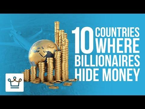 10 Countries Where Billionaires Hide Their