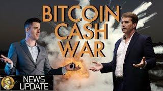 Bitcoin Cash Civil War, Dash 3 Million, ICON FUD & Marshall Islands Update - Cryptocurrency News