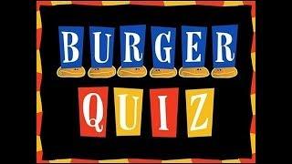 Burger Quizz   Speciale Jour De L'An