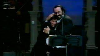 Giorgia e Pavarotti
