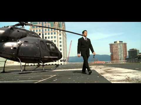 Helicopter Commute (HD) Awesome VFX Reel by Derek Rein of VFS (Film & animation school)
