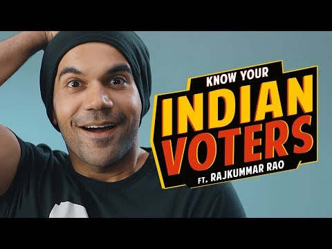 Xxx Mp4 Know Your Indian Voters Ft Rajkummar Rao Being Indian 3gp Sex
