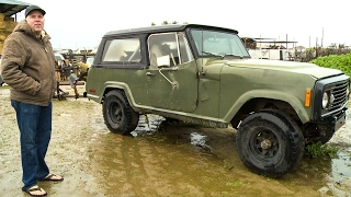 Freiburger's Newest Toy: The Jeepster - Roadkill Extra Free Episode