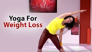 Yoga Weight Loss | Fat Burning Yoga Workout | Yoga For Life