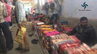 Santipur Tant Saree Market/শান্তিপুর তাঁত শাড়ির হাট