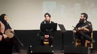 اجرای بسیار زیبا و دلنشین حمید رضا منفرد