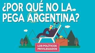 ¿Por qué no la pega la Argentina?