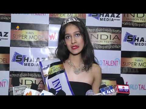 Xxx Mp4 Hot Model Sheetal Sinha IFF 2017 India S Beautiful Faces And Super Model Introduction 3gp Sex
