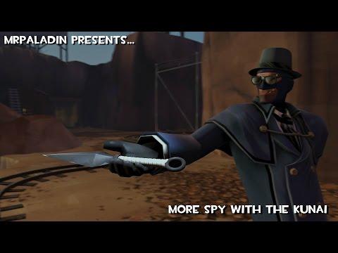 More Spy with the Kunai (MrPaladin)