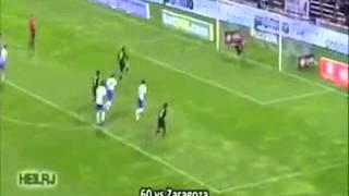 Lionel Messi all 72 Goals 2011-2012