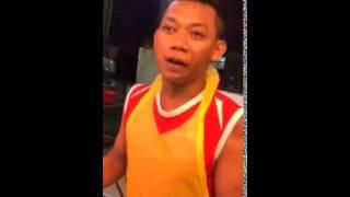 Orang Melayu Nyanyi Lagu Tamil