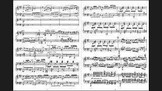 George Gershwin - Rhapsody In Blue (with score)