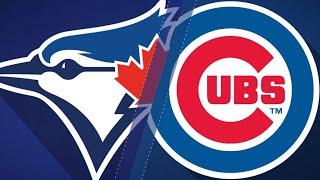 8/1917: Quintana, Happ lead Cubs past Blue Jays