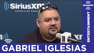 Gabriel Iglesias: Naked And Drunk On Stage // SiriusXM // Comedy Central Radio