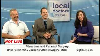 If you have cataracts and glaucoma, this is a must see video.