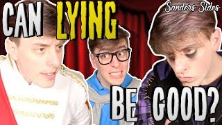 Can LYING Be Good?? | Sanders Sides