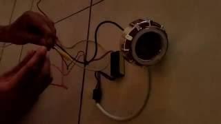 Headlamp LED Projie/Projector
