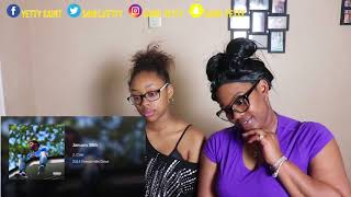 [DISRESPECTFUL?] Mom and sister reacts to J.Cole - Love Yourz and J. Cole - January 28th