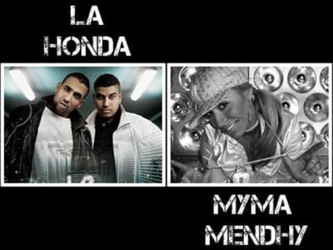 La Honda feat. Myma Mendhy - Crois En Toi
