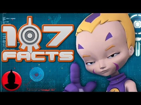 107 Code Lyoko Facts You Should Know! - Cartoon Facts! (107 Facts S6 E8)