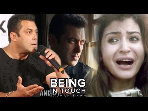 Anushka Sharma SEXUAL HARASSMENT, Salman Reveals The REAL Reason Of Launching Being In Touch App