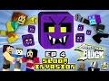 Adventure Block - Episode 4 - The SLOOM INVASION (Season 1 Finale   FGTEEV MINECRAFT MINI-SERIES)