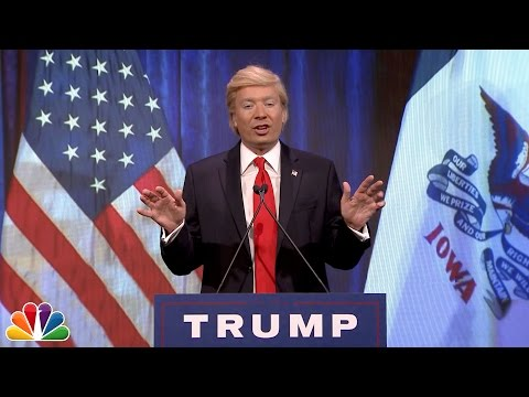 Donald Trump First Is the Worst Second Is the Best Jimmy Fallon