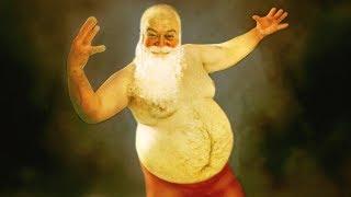 Reviewing Strange Santa Art