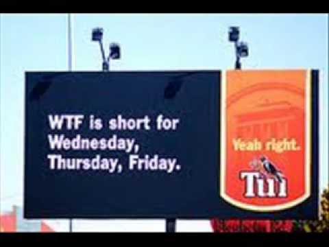 The Funniest Tui Billboards