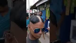 FUNNY video & best Haircut style 2018!!মজার চুল কাটার স্টাইল