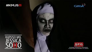 Kapuso Mo, Jessica Soho: Basta may alak, may Valak