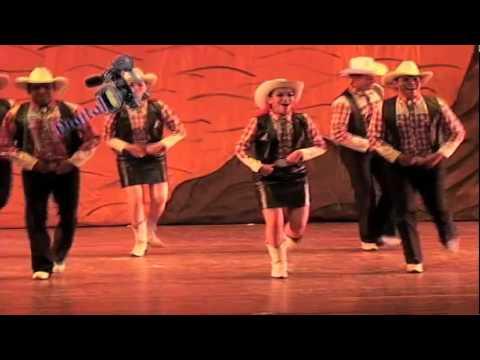 Danzas Baja California Norte Calabaceados Compañía Candox.m4v