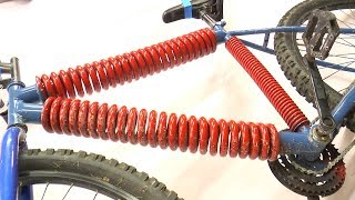 THE BICYCLE OF SPRINGS