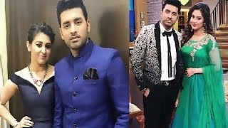 Ankush Hazra & Oindrila Sen Love Affair Relationship | Ankush Oindrila Real Life Couple or Friends?
