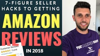 How I Got My FIRST 10 Reviews On Amazon FBA In 2019