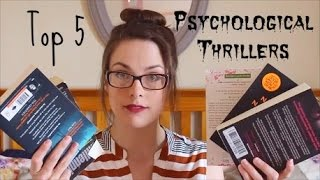 My Top 5 Thrillers