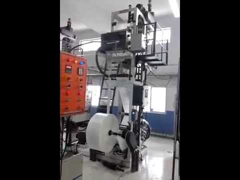 INLINE PRINTING MACHINE ON SHUBHAM EXTRUSION'S EXTRUDER BY PNRM INDIA