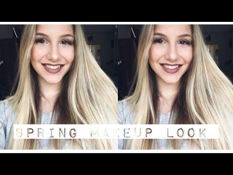 Spring make-up look // CXC ❥