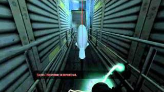 "Portal 2 - ""Different"" mystery turret"